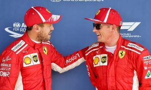 Raikkonen: 'Relationship with Vettel based on friendship, not politics'