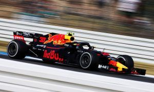 Verstappen finishes Friday fastest ahead of Mercedes and Ferrari