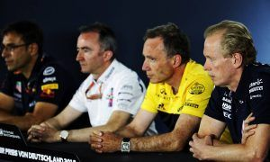 Proposed changes to tyre rules 'need a lot of discussion'