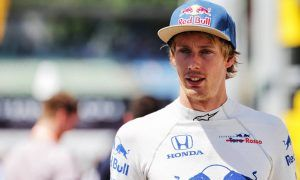 Hartley seeing things 'a lot clearer' at Toro Rosso