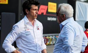 Wolff denies reports of receiving Aston Martin offer
