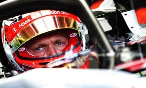 Magnussen delivers best ever qualifying performance to Haas