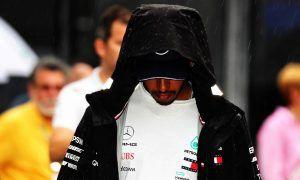 Depressed Hamilton feels like 'giving up on everything'