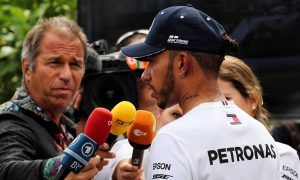 Hamilton prominently absent from Monza media day