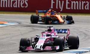 'Crazy afternoon' delivers bag of points to Force India