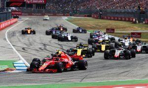 F1 teams suffer $23M revenue drop in second quarter of 2018