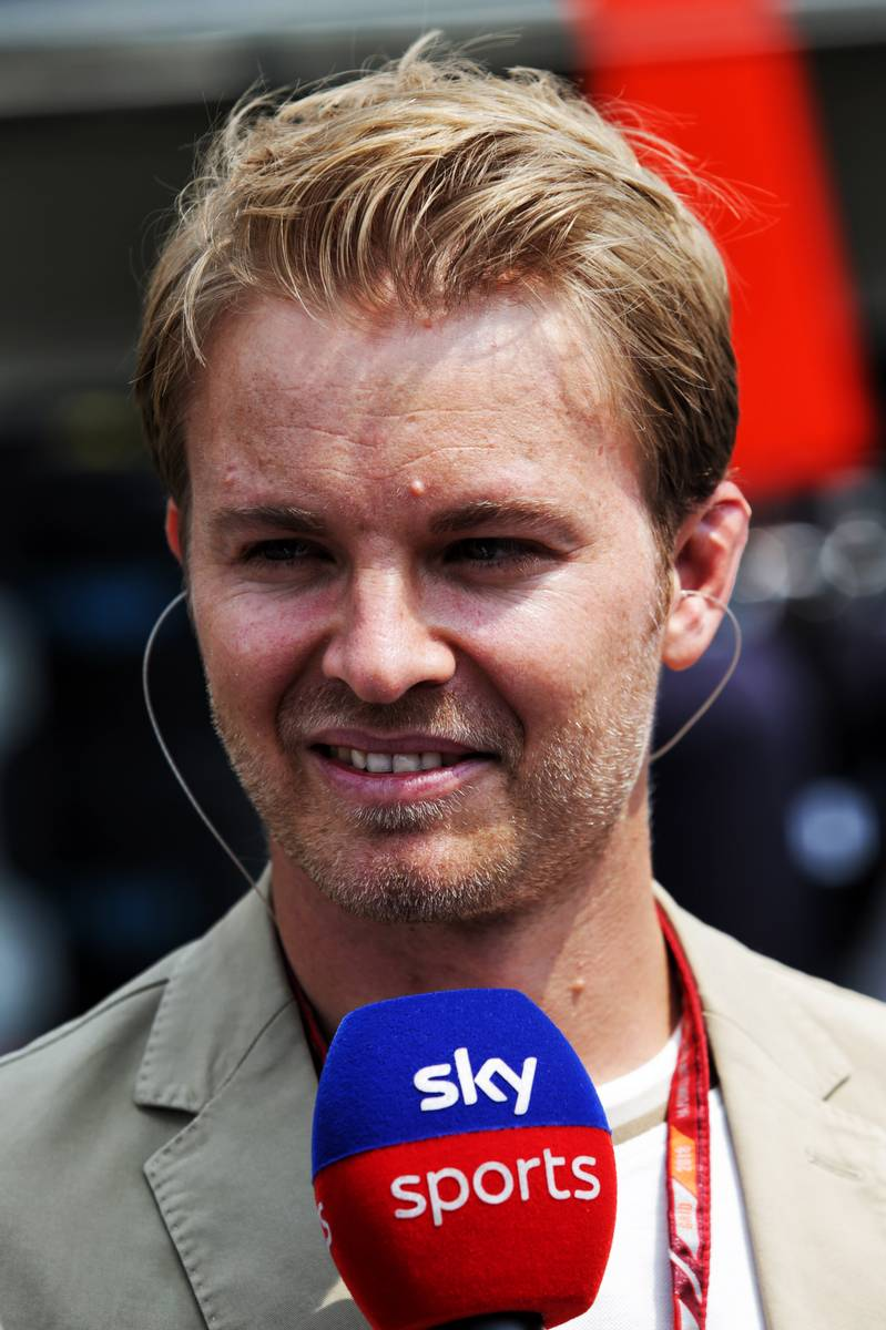 Nico Rosberg (GER). 22.07.2018.