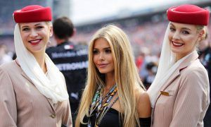 German GP: Sunday's action in pictures