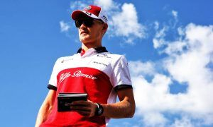 Sauber's Ericsson insists he's 'driving better than ever'