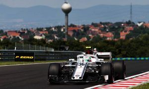Teams' driver line-up for Hungaroring in-season test