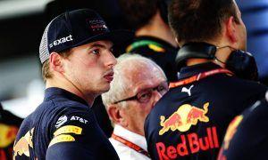 Verstappen says sorry for expletive-laden radio rant