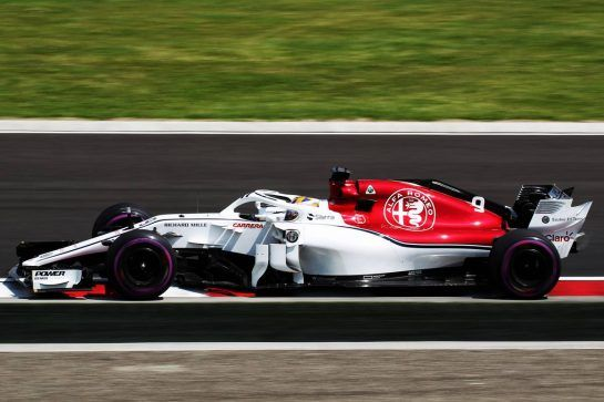 Marcus Ericsson (SWE) Sauber C37. 28.07.2018. Formula 1 World Championship, Rd 12, Hungarian Grand Prix, Budapest, Hungary, Qualifying Day. - www.xpbimages.com, EMail: requests@xpbimages.com - copy of publication required for printed pictures. Every used picture is fee-liable. © Copyright: Photo4 / XPB Images