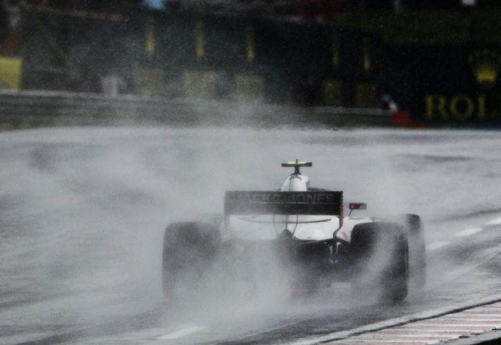 Kevin Magnussen (DEN) Haas VF-18. 28.07.2018.