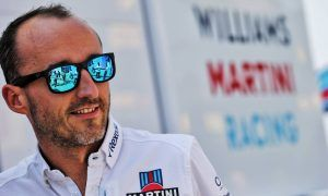 Kubica's chances of racing for Williams may get big cash boost