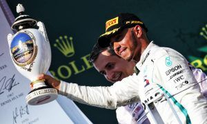 Hamilton extends his advantage with victory in Hungary