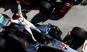 Hamilton promises to 'turn up the heat' after summer break