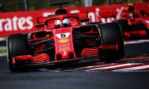 Vettel: 'Ferrari still has a lot of potential to unleash'
