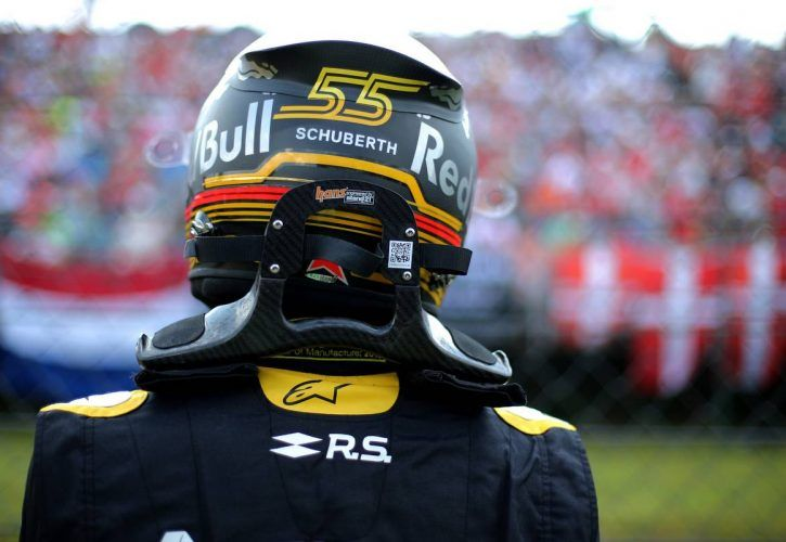 Carlos Sainz Jr (ESP) Renault F1 Team