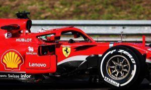 Giovinazzi ends morning session fastest for Ferrari