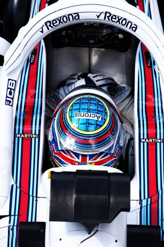Oliver Rowland (GBR) Williams FW41 Test Driver. 31.07.2018. Formula 1 Testing, Budapest, Hungary. - www.xpbimages.com, EMail: requests@xpbimages.com - copy of publication required for printed pictures. Every used picture is fee-liable. © Copyright: Charniaux / XPB Images