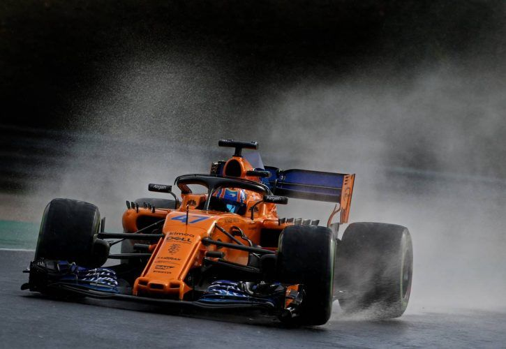 Lando Norris (GBR) McLaren Honda 31.07.2018