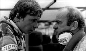 The passing of two great racers