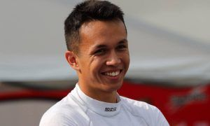 F2 racer Albon wants a shot at Toro Rosso seat