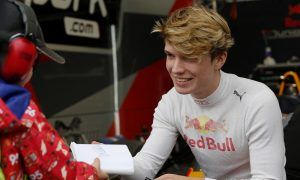 Ticktum ready to fill Gasly's seat at Toro Rosso