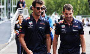 Ricciardo: No 'bad blood' with Red Bull but many 'sleepless nights'
