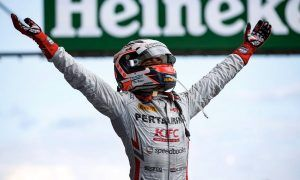 McLaren's other junior driver gets the job done