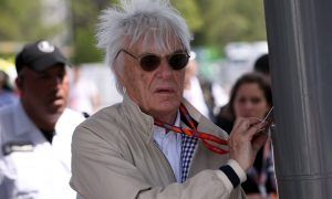 Ecclestone rubs it in - defends personal stance on racism