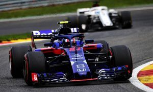 Spa performance proves Honda 'is getting better' - Gasly