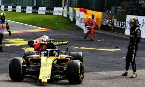 Hulkenberg owns up to first lap mistake, but gets big penalty