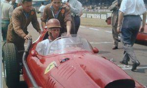 Tragedy follows triumph for Ferrari and Collins