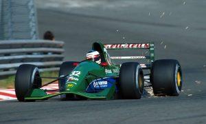 Twenty-nine years on, remembering Schumacher's debut
