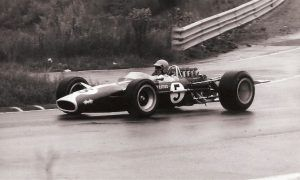 'Eppie' wasn't very peppy in a works Lotus