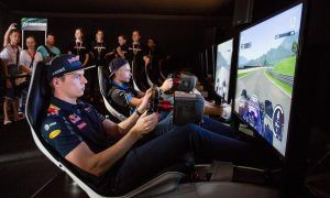 Verstappen leads move to Esports after F1 shutdown