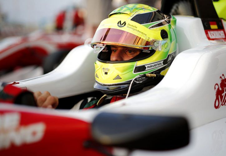 Michael Schumacher's son to make F1 debut in Ferrari test next week