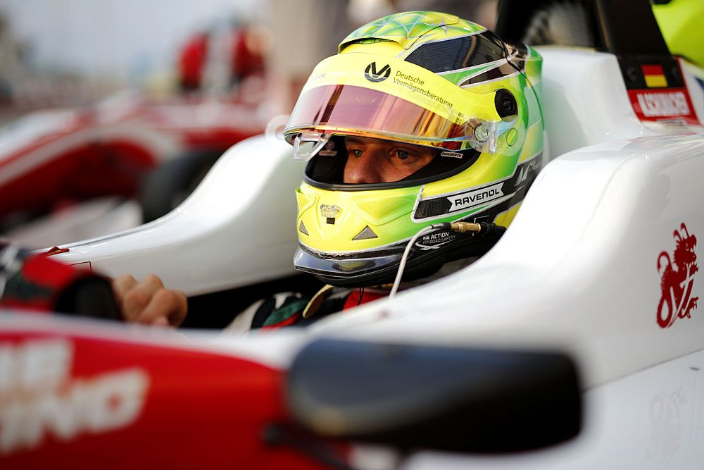 Mick Schumacher Set For F1 Test Debut With Alfa Romeo In Bahrain