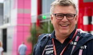 Force India's Szafnauer relieved after anxiety-ridden period