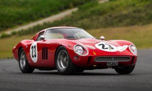 The world's most valuable car ever sold is a Ferrari... naturally