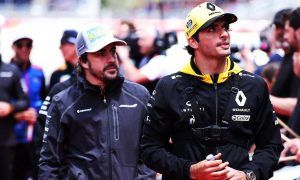 McLaren prepping to announce two-year deal with Carlos Sainz