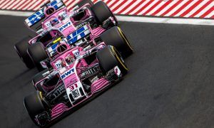 Force India development stalls ahead of takeover