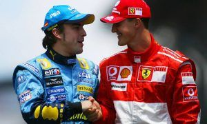 Scheckter: 'Overrated' Alonso not in the same category as Schumacher