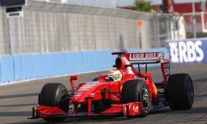 Luca Badoer was no super-sub for Felipe Massa