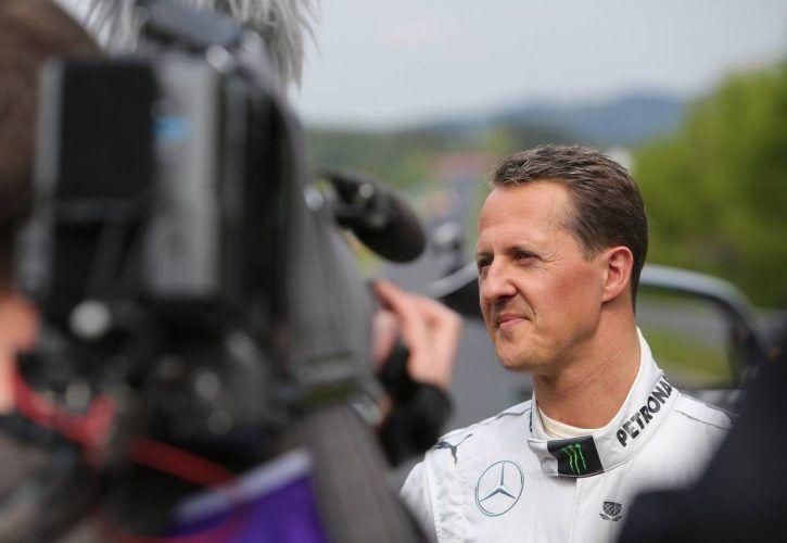 Michael Schumacher 19.05.2013.