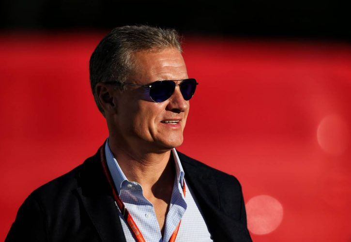 David Coulthard (GBR), Channel 4 F1 Commentator.