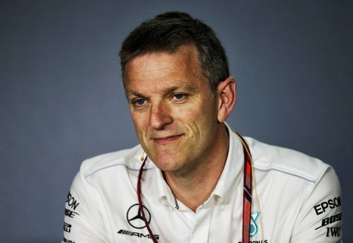 James Allison (GBR) Mercedes AMG F1 Technical Director