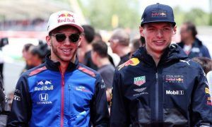 Gasly to join Verstappen at Red Bull Racing for 2019!