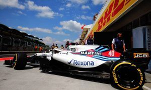Williams working to be on the 'right side' of 2019 regs